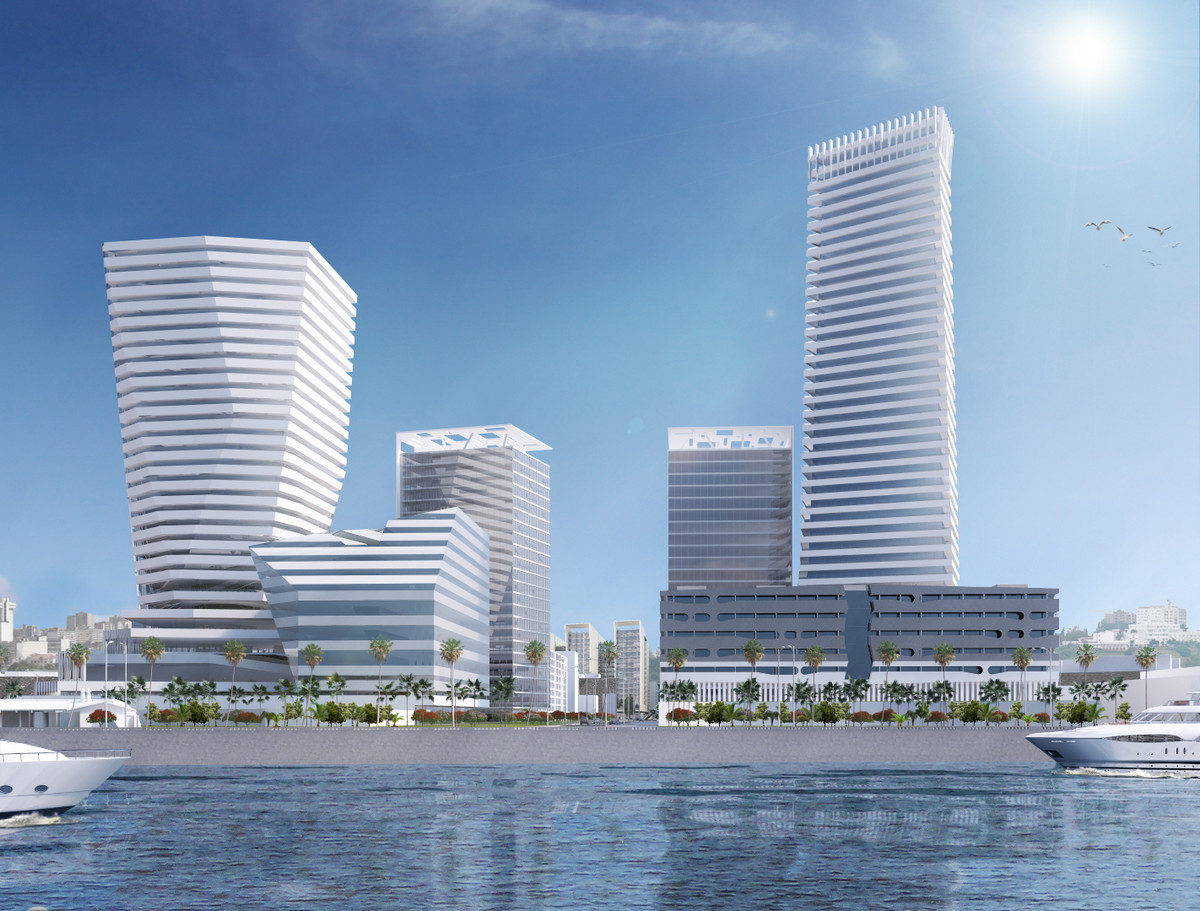 Maputo waterfront project